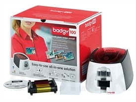 Evolis Badgy 100 ID-Kort Printer B12U0000RS